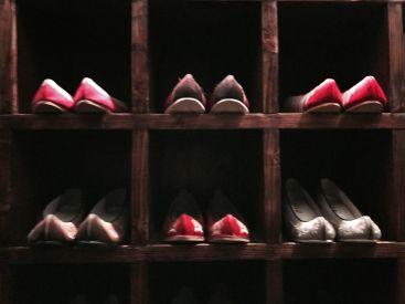 Le scarpette tradizionali =)