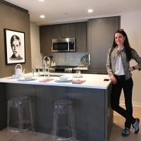 Manuela, ingegnere strutturista a New York