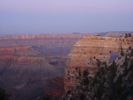 The Grand Canyon, 2009