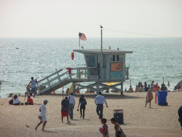 Santa Monica, 2009
